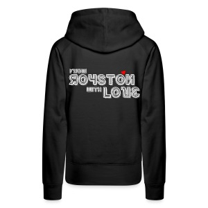From Royston With Love - Women's Premium Hoodie