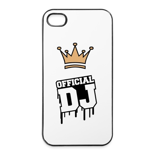 Official Dj - iPhone 4/4s hard case