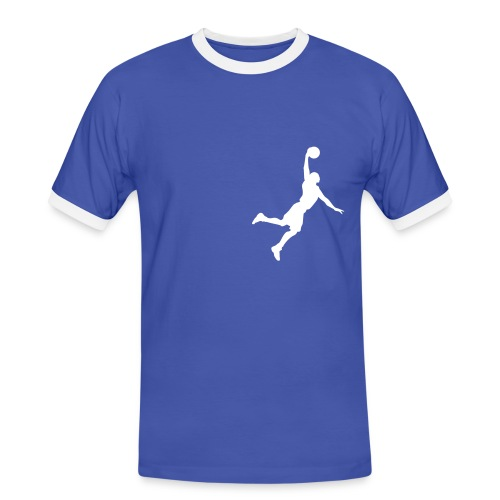 IFK KLUBB - Kontrast-T-shirt herr