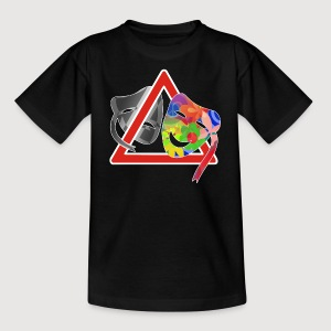 ACHTUNG Stimmungsschwankungen | Kinder Shirt  - Kinder T-Shirt