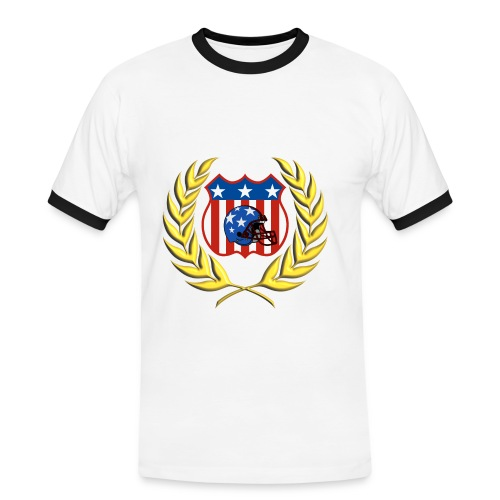 US FOOTBALL LEGEND T-SHIRT - Men's Ringer Shirt