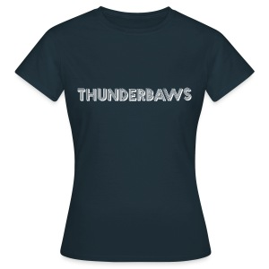 Thunderbaws - Women's T-Shirt