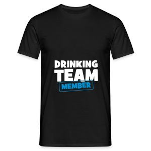 Drinking Team : Member Tee shirts - T-shirt Homme