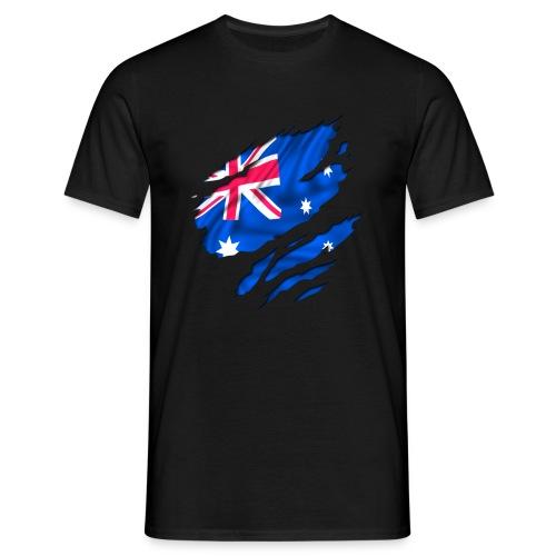 VLAGGEN SHIRT - Mannen T-shirt