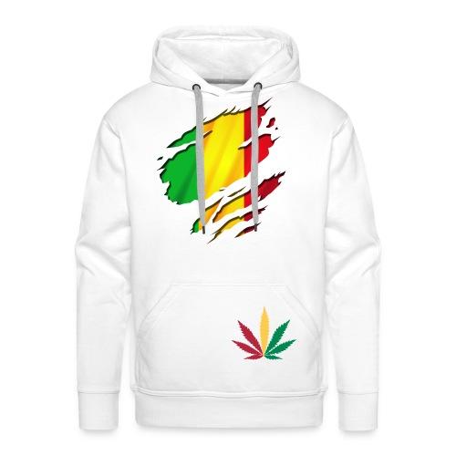 Sweet homme smokers club - Sweat-shirt à capuche Premium pour hommes