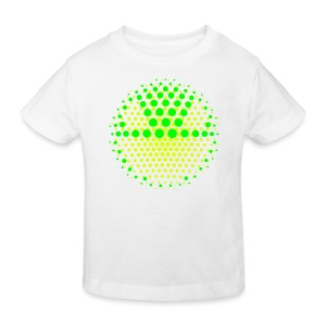 DISCO INFERNO SMILEY III - Kinder Bio-T-Shirt