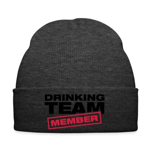 Gorro hombre drinking team - Gorro de invierno