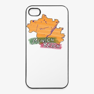 Munich Beach | iPhone (4/4s) - iPhone 4/4s Hard Case