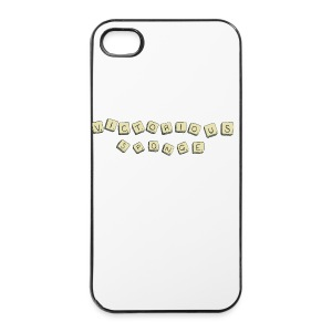 Scrabble fight  - iPhone 4/4s Hard Case