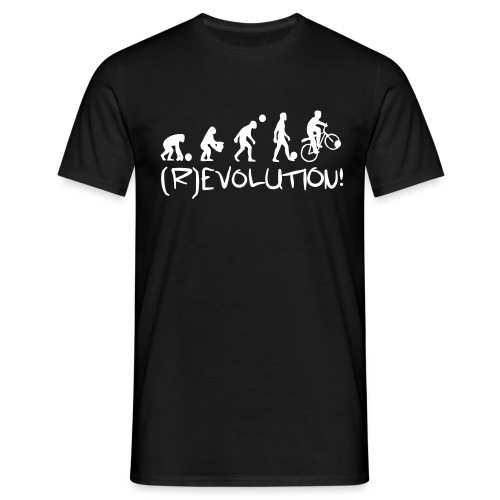 (R)evolution - Männer T-Shirt