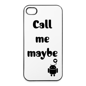 Call me maybe - iPhone 4/4s hard case