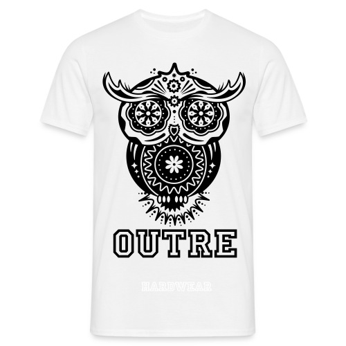wise owl tee - Men's T-Shirt