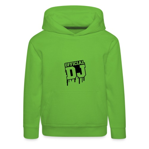 FOR DJ  - Kids' Premium Hoodie