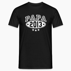 PAPA 2013 3-STAR DESIGN T-Shirt WB
