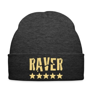 RAVER - Brand Hat by Result Caps - Wintermütze
