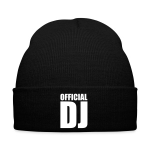 Official DJ - Brand Hat by Result Caps - Wintermütze