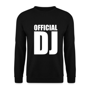 Official DJ - Sweater by Hanes - Men's Sweatshirt