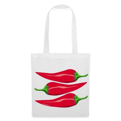 Peperoncini Tote Bag - Tote Bag