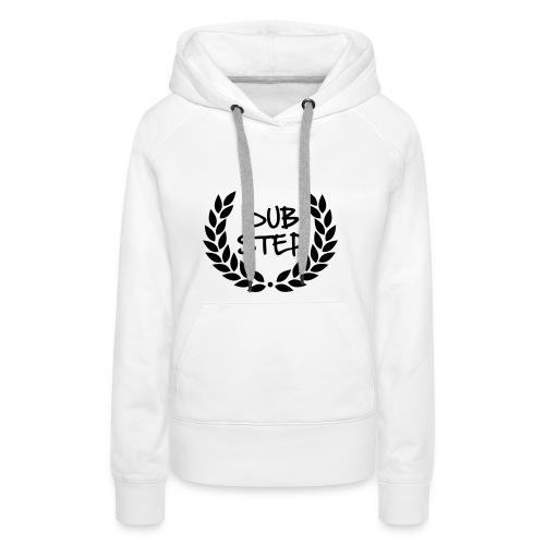 Dubstep Hoodie Frauen T-Shirt - Frauen Premium Hoodie
