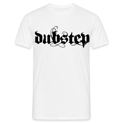 Dubstep T-shirt Männer T-Shirt - Männer T-Shirt