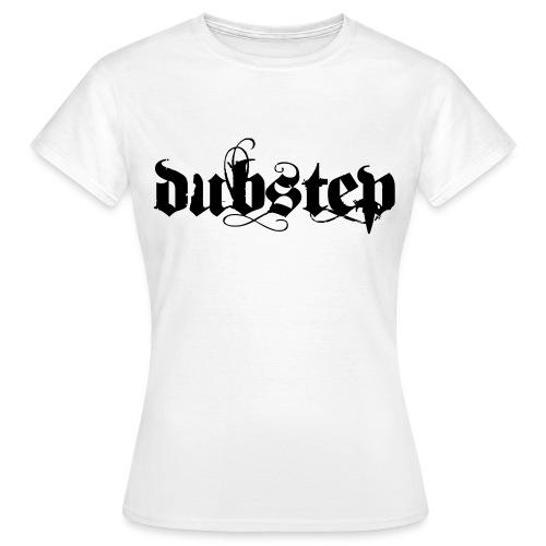 Dubstep T-shirt Frauen T-Shirt - Frauen T-Shirt
