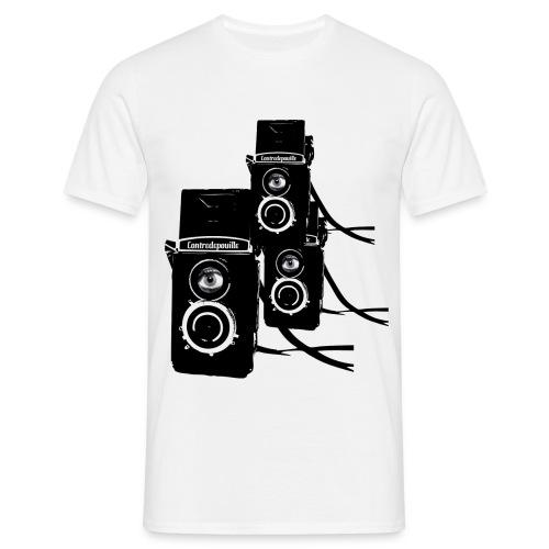 Vintage Camera #5 - Men's T-Shirt