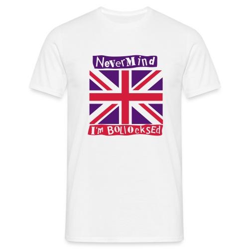 Men's classic never mind t-shirt - Men's T-Shirt