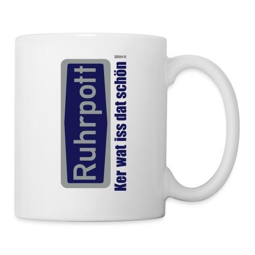 Ruhrpott_in_schön - Tasse
