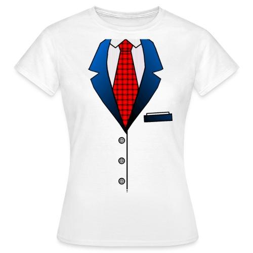 Suit - Women's T-Shirt