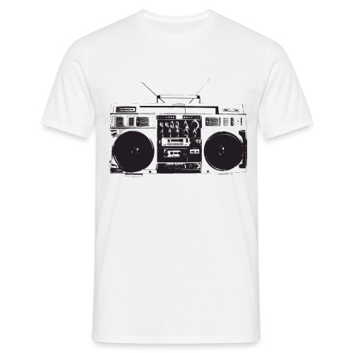 Guetto Blaster - Men's T-Shirt