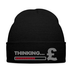 THINKING MONEY BEANIE !! - Winter Hat