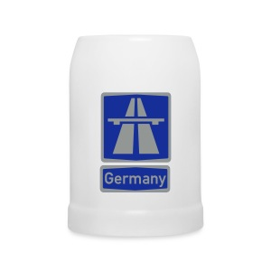 Autobahn_Germany - Bierkrug
