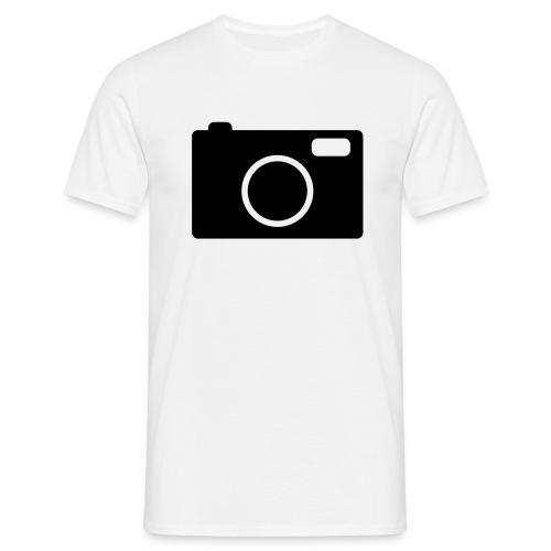 Vintage Camera #6 - Men's T-Shirt