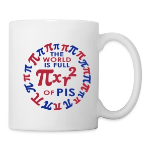 Pi_World_of_Peace - Tasse