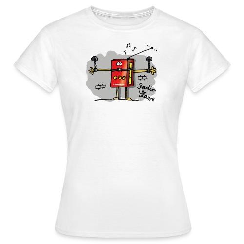Radio Slave - Frauen T-Shirt