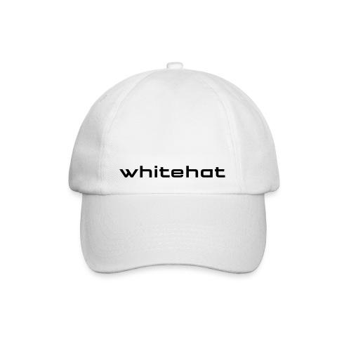 WhiteHat - Baseballkappe