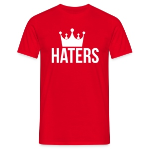 King of Haters Shirt - Mannen T-shirt