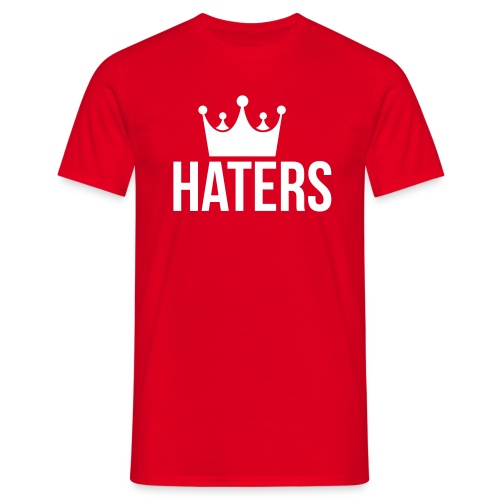 King of Haters Shirt - Mannen T-shirt