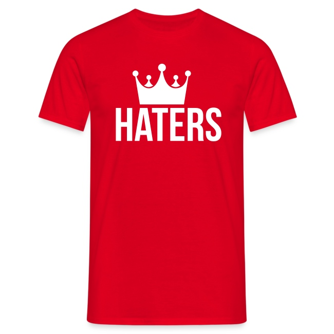 King of Haters Shirt