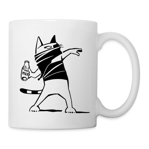 """Katze against"" Tasse - Tasse"