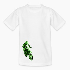 Enduro Jump Green Shirts