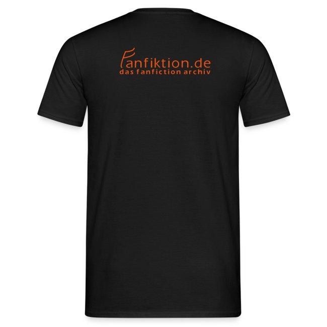 Motiv: Schwarzleser (neu) | Druck: orange | verschiedene Farben