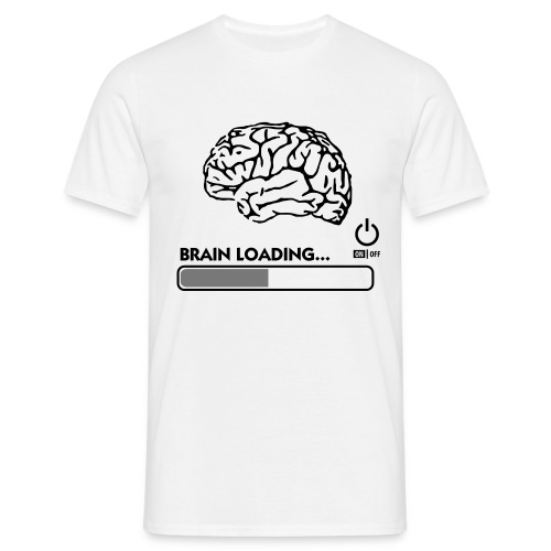 Brain It - Men's T-Shirt