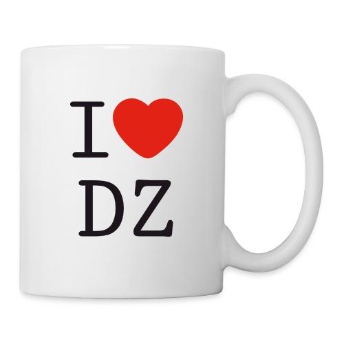 I Love DZ - Mug blanc