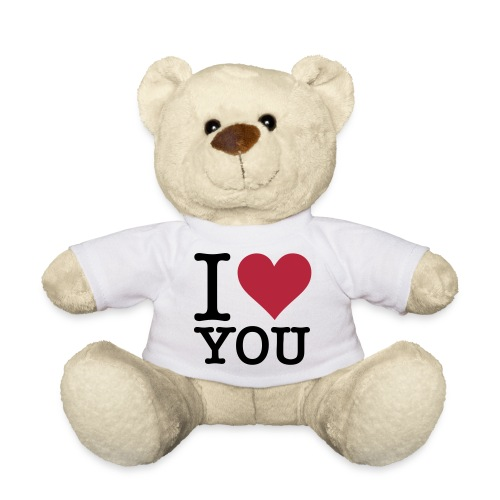Thomas Clothing 'I Love You' Teddie - Teddy Bear