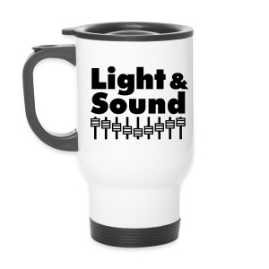 Thermobecher Light & Sound - Thermobecher