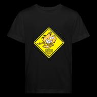 Tee shirts ~ Tee shirt Bio Enfant ~ WARNING_Kid