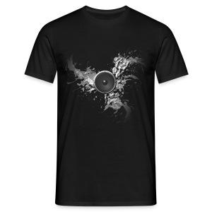Speaker Splash T-Shirt - Men's T-Shirt