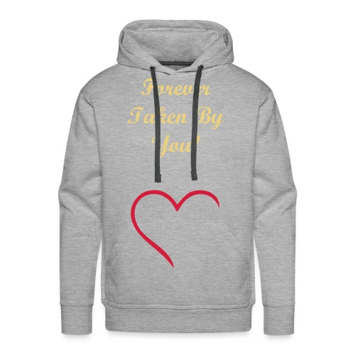Forever Together Sweater - Mannen Premium hoodie