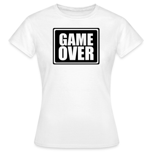 Game over - Women's T-Shirt